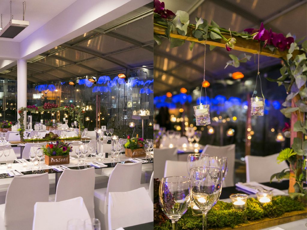 A colorful wedding in nicosia kanella mavri zachari events wedding venue decoration view junglespirit Image collections